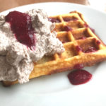 Рецепт низкоуглеводных вафель