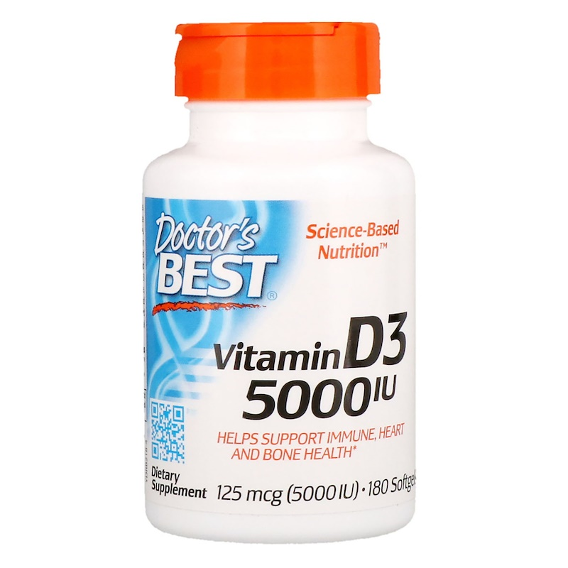 Купить витамины D3