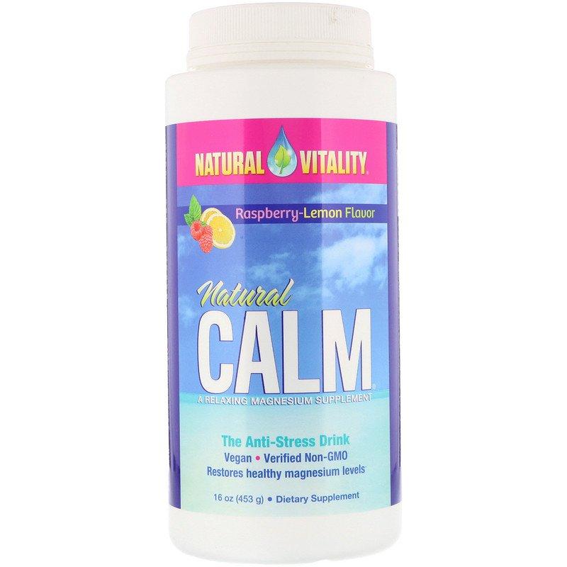 Купить магний Natural Calm для кето
