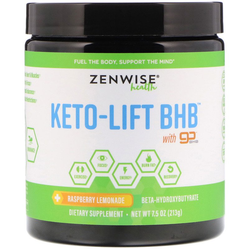 Купить Zenwise BHB кетоны для кето